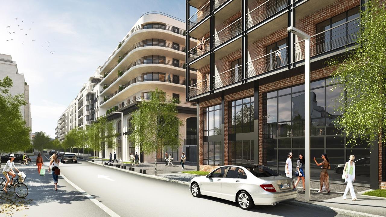Construction d un h tel de 80 chambres au sein d 39 un for Site de booking hotel