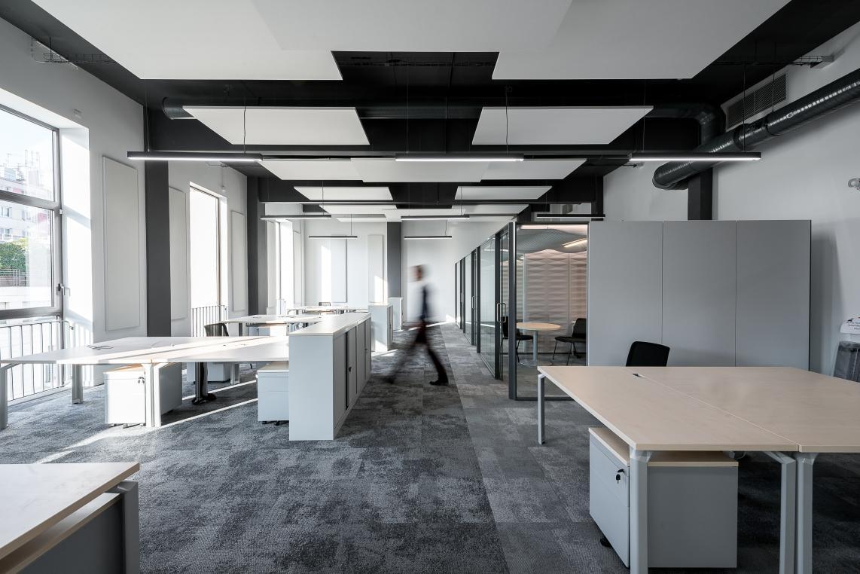 Rénovation d un immeuble de bureaux dmg architect